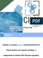 Charla Introduccion CIMA