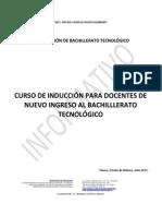 curso de induccion para docentes 2014