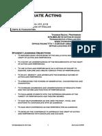 UT Dallas Syllabus for dram3356.001 06f taught by Thomas Riccio (txr033000)