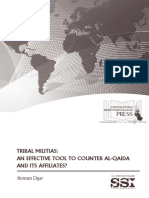 Tribal Militias- An Effective Tool to Counter Al-quaida and Its Affiliates