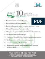 Poster Pacientes 2014