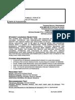 UT Dallas Syllabus for huas7310.002 06f taught by Thomas Riccio (txr033000)