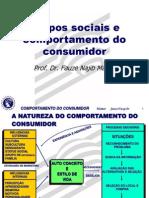 II Grupos Sociais e Comportamento Do Consumidor