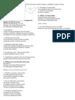 1ᵉᵎ Miércoles de Adviento Ciclo B. Jesús Sana a Muchos Enfermos y Multiplica Los Panes. Lecturas