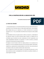 Documento Unidad Prd