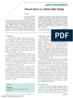 08 Preventing in-Facility Pressure Ulcers as a Patient Safety Strategy
