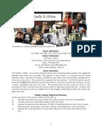 UT Dallas Syllabus for cjs3309.001 06f taught by Danielle Lavin-loucks (dxl027000)