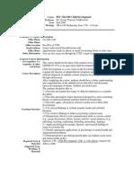 UT Dallas Syllabus for psy3310.501 06f taught by Jacoba Vanbeveren (jtv013100)