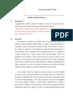 ESP Paperpresentation