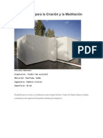 Arquitectura y Urbanismo -Capilla