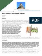 Insightsonindia.com-NGOs in Indias Development Process