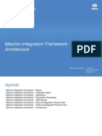 Maximo Integration Framework_Architecture1.0