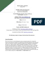 UT Dallas Syllabus for rhet1302.004 06s taught by Solana Delamant (scd051000)