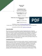 UT Dallas Syllabus for rhet1302.003 05f taught by Sharmistha Basu (sxb057000)