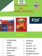Tata's Rural marketing