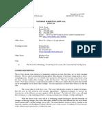 UT Dallas Syllabus for mkt6323.501 06s taught by Nanda Kumar (nkumar)