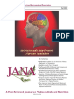 JANA Long Cytokines, Excitotoxin Autism Paper