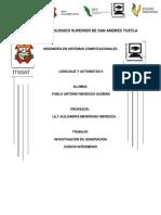 Generacion_de_codigo_intermedio. Pablo Antonio Mendoza Guzman Lily a. Medrano