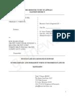 GotNews Michael Brown Lawsuit (Appeal)