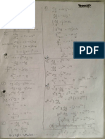 Differential Equation Notes