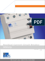 Wintrip Residual Current Circuit Breaker