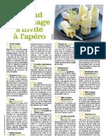 Apéro Fromage
