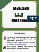 2. Chart of Accounts