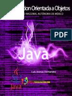 Programación Orientada a Objetos en Java