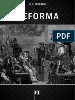 Sermão de Nº 283 Reforma Charles Haddon Spurgeon