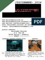 Hecatombe Records Tradelist