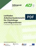 Arbeitserlaubnisrecht_Leitfaden_FlüRa_Rechtsreader_sechste Auflage WEB-2
