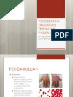 Pendekatan Diagnosis Terhadap Pasien Anemia