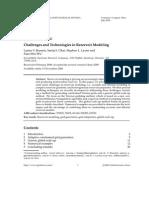 Cambios en El Modelado de Los Yacimientos (Voronoi)
