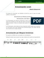 armonizar  himnos
