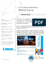 Business Sirena Elektra Social Media Marketing