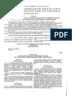 PCE 001 Procedura Privind Exercitarea Controlului de Stat Al Calitatii