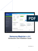 Samsung Magician 44 InstallationGuide