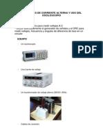 Informe de Laboratorio Osciloscopio Como Instrumento de Medida (1)
