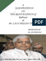 Railway Presentation