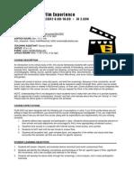 UT Dallas Syllabus for film2332.521 06u taught by Kelli Marshall (kmarshal)