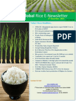 4th December,2014 Daily Global Rice E-Newsletter by Riceplus Magazine