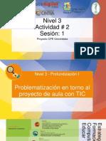 2.Problematización en Torno Al Proyecto de Aula Con TIC