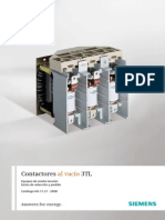 Catalogue 3tl Vacuum Contators Es
