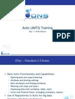 Actix Traning - Actix Basics