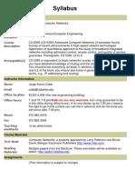 UT Dallas Syllabus for cs6390.501 06s taught by Jorge Cobb (jcobb)