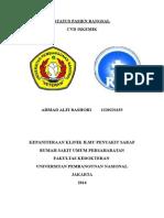 Cover Status Pasien Bangsal