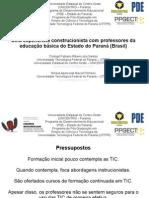 Apresentacao Congresso OEI 2014