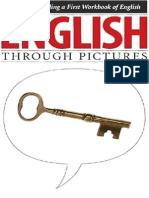 6inches English Through Pictures, Book 1 and a First Workbook of English1
