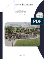 Cary Site Design Standards