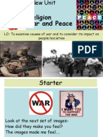 peace and war 1
